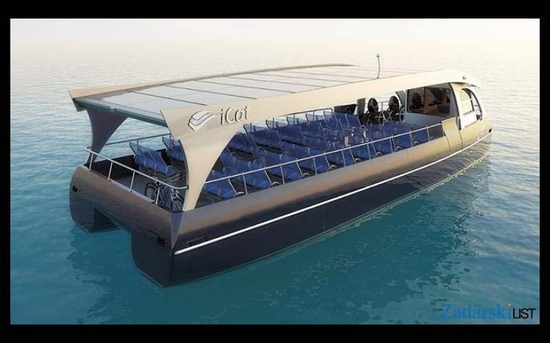PLAVI PUT Filipjanci za 4,2 milijuna kuna grade solarni putnički brod za 80-ak putnika