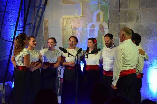 31. Susret dalmatinskih klapa u Sv. Filip i Jakovu