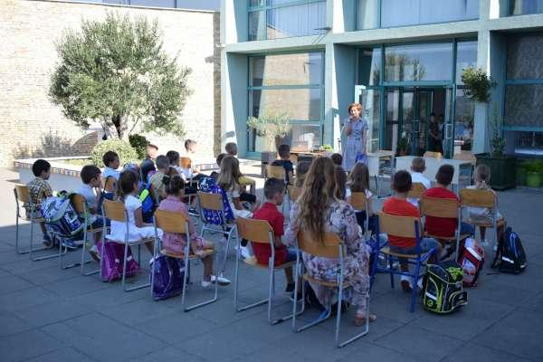 Prvi dan škole: Općina Sv. Filip i Jakov osigurala školski pribor za sve prvašiće
