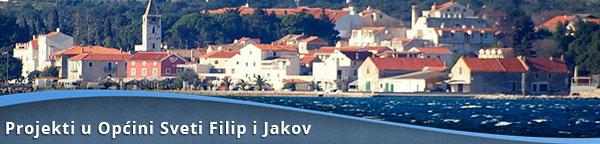 Projekti u Općini Sveti Filip i Jakov