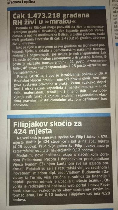 Filipjakov skočio za 424 mjesta