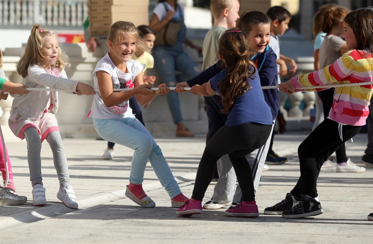 NEPOVRATNA SREDSTVA IZ EU Benkovac, Nin, Sv. Filip i Jakov i Sukošan dobili 21 milijun kuna za dječje vrtiće!