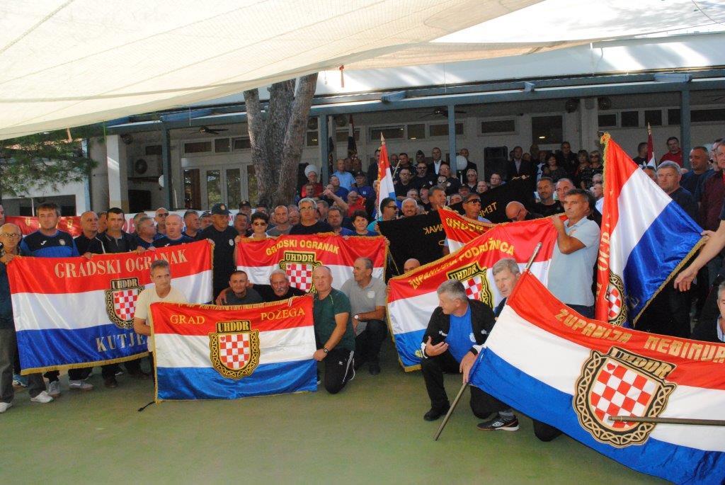 U Sv. Filipu i Jakovu održano okupljanje hrvatskih dragovoljaca Domovinskog rata