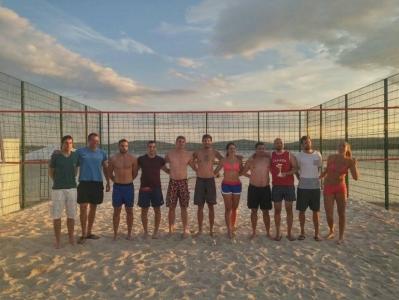 Rezultati turnira odbojke na pijesku