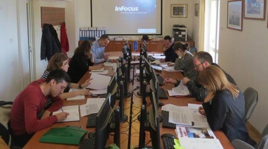 Radni sastanak za izradu Lokalne razvojne strategije 2014.-2020.