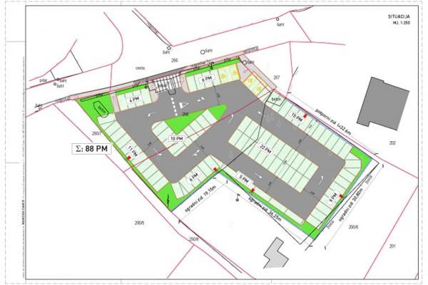 Općina Sveti Filip i Jakov počinje s proširenjem i gradnjom parkinga