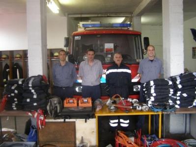 Donacija hidrauličkog alata DVD-u Ražanac