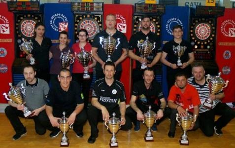 22. pojedinačno prvenstvo Hrvatske u pikadu