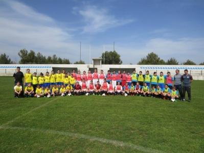 Nogometni kamp za za dječake i djevojčice