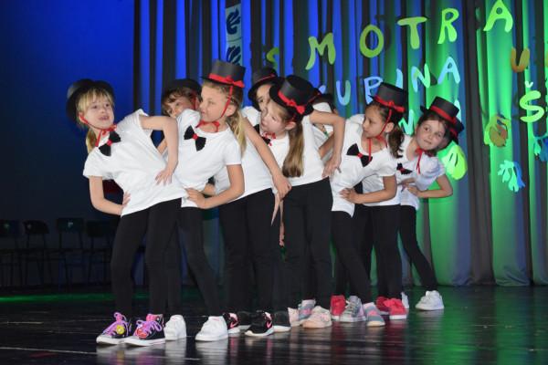 U Sv. Filipu i Jakovu održana Smotra plesnih aktivnosti osnovnih škola Zadarske županije