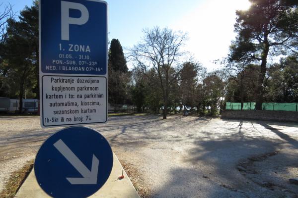 Obavještavaju se mještani Općine Sveti Filip i Jakov da od 01.05.2017. godine ponovno počinje naplata parkiranja