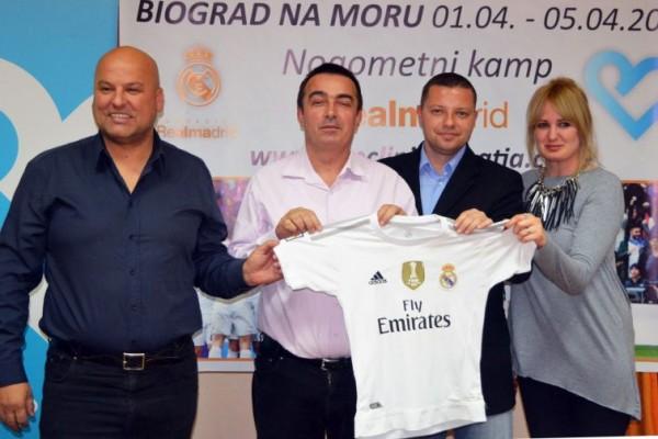 Treneri Real Madrida obučavat će mlade nogometaše