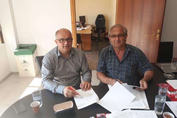 DVD Sv. Filip i Jakov potpisao ugovor o kupnji navalnog vatrogasnog vozila