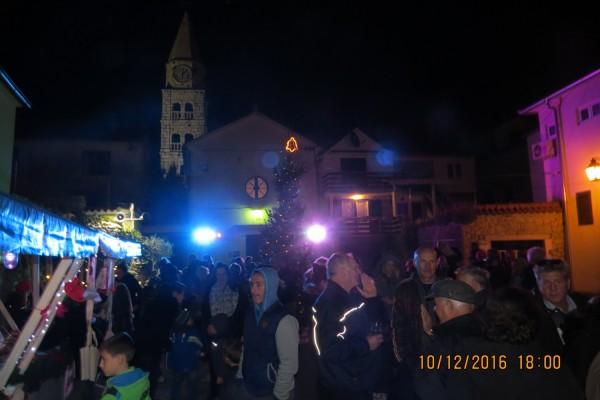 Božični sajam u Turnju 2016.