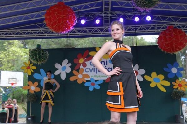Modnom revijom okončan Festival cvijeća