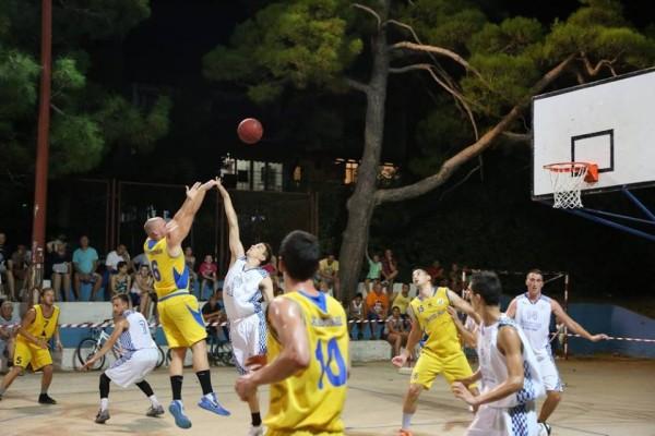 Ljetna košarkaška liga 2016.