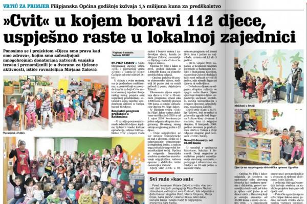 """""""Cvit"""" u kojem boravi 112 djece, uspješno raste u lokanoj zajednici"""