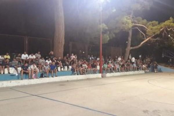 Darivamo i naše gledatelje - Malonogometni turnir u Sv. Filip i Jakov 2016. u organizaciji NŠK Nova zora