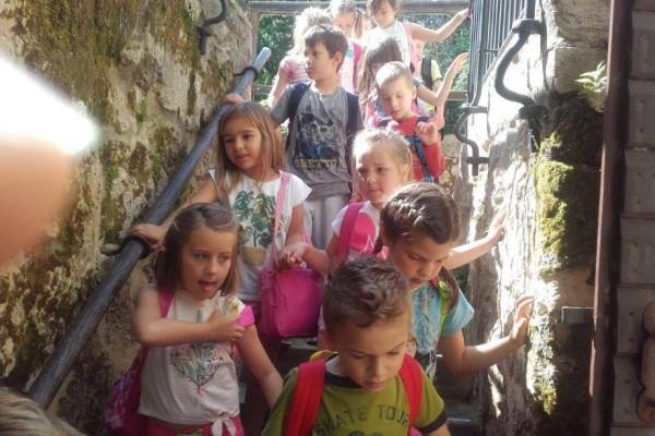 Dječji vrtić CVIT u Nacionalnom parku Krka i Skradinu