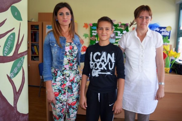 Učenik iz Sv. Filip i Jakova izabran za predsjednika Dječjeg parlamenta