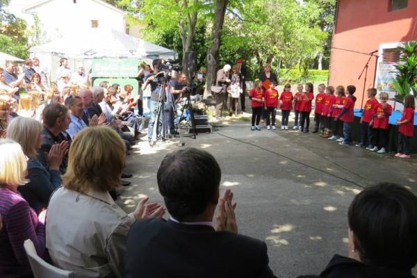 U Sv. Filipu i Jakovu danas otvoren 14. Festival cvijeća Zadarske županije
