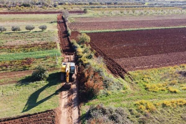 Općina Sv. Filip i Jakov uređuje poljske putove