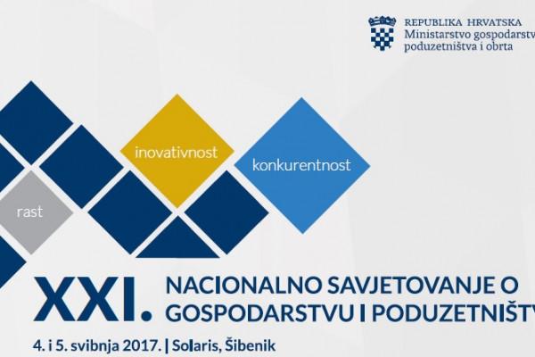 XXI. Nacionalno savjetovanje o gospodarstvu i poduzetništvu