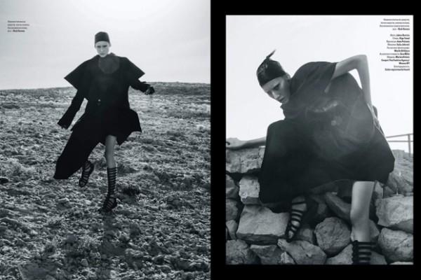 FILIPJANSKI FOTOGRAFI ZA 'VOGUE' Snimali editorial Ricka Owensa na paškom kršu