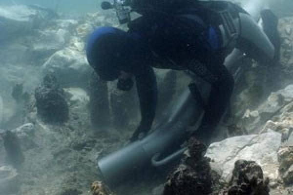 Senzacionalno otkriće: pod morem grad star 3000 godina!