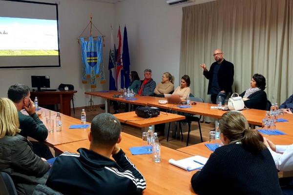 Prezentacija oglašavanja u ruralnom turizmu na području općine Sv. Filip i Jakov