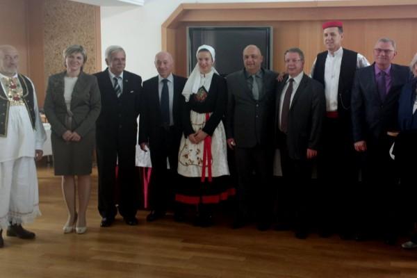 Bratimljenje grada Mohača i Općine Sveti Filip i Jakov