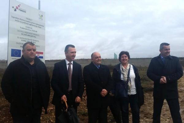 Započela izgradnja vodovodne mreže u Raštanima Gornjim