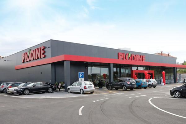 U Sv. Filipu i Jakovu otvorene Plodine, njihov 85. prodajni centar u Hrvatskoj